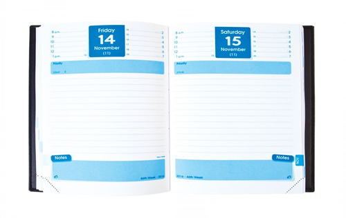 Quo Vadis Notor Daily Planner