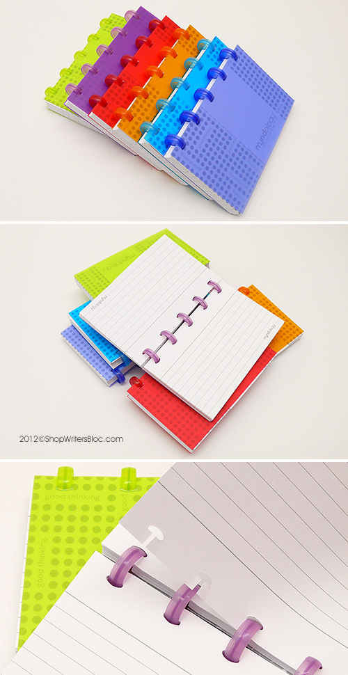 Myndology Disc Bound Index Cards