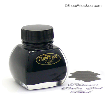 Platinum Carbon Ink - Black