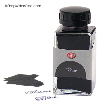 Aurora Black Fountain Pen Ink