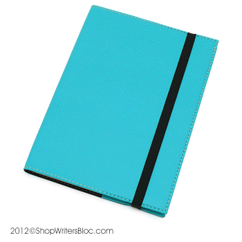 Exacompta Visual Planner with a Turquoise Club Cover