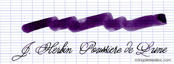 J. Herbin Poussiere de Lune Fountain Pen Ink
