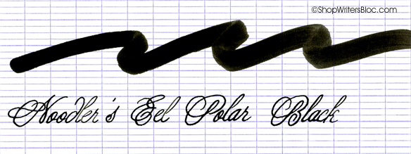 Noodler's Ink - Polar Black