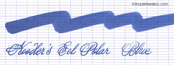 Noodler's Ink - Polar Blue