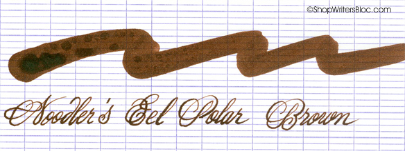 Noodler's Ink - Polar Brown