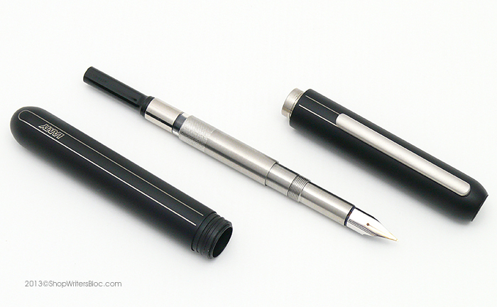 LAMY Dialog 3 Fountain Pen - Matte Black