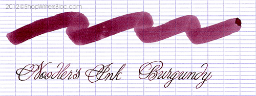 Noodler's Ink - Burgundy