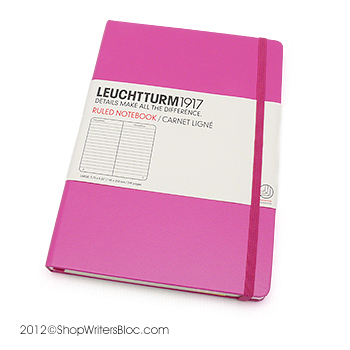 Leuchtturm1917 Journal in Pink