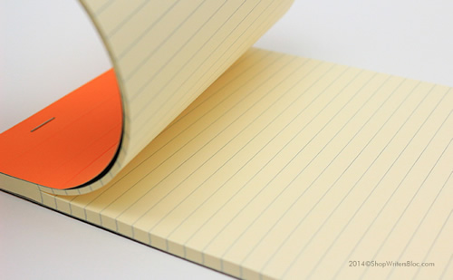 R by Rhodia Notepad - Medium Size, Lined Paper