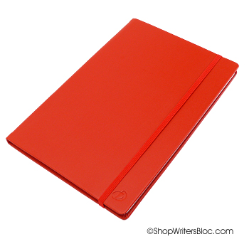 Quo Vadis Habana Journal with a Red Cover & Ivory Paper