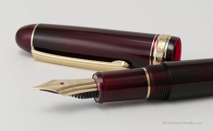Platinum 3776 Century Fountain Pen - Bourgogne