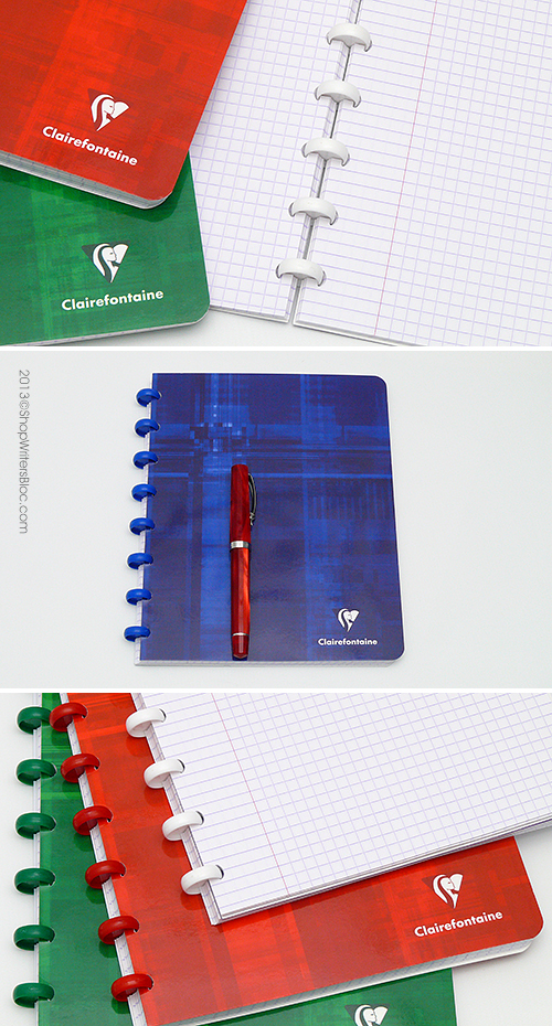 Clairefontaine Clairing Notebooks with Graph Paper