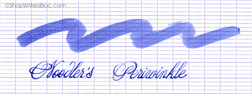 Noodler's Periwinkle Fountain Pen Ink
