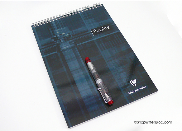 Clairefontaine Large Top-Wire Notebook
