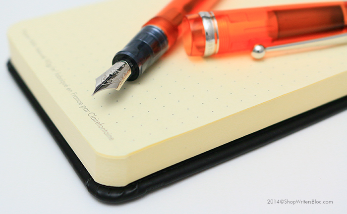 Rhodia Webnotepad with Dot Grid Paper