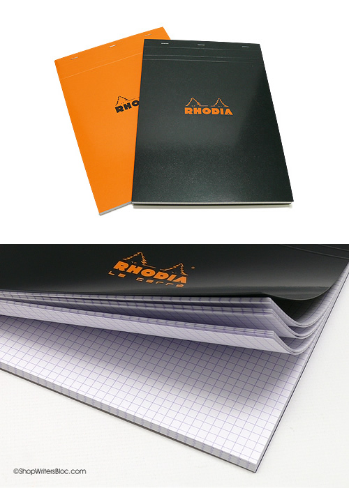 Rhodia Top-Staple Graph Paper Notepads