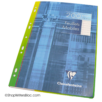 Clairefontaine Loose Leaf Paper Package