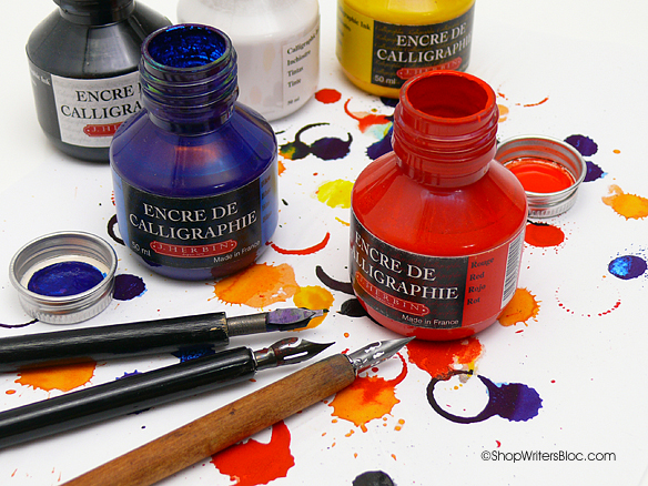 J. Herbin Calligraphy Ink