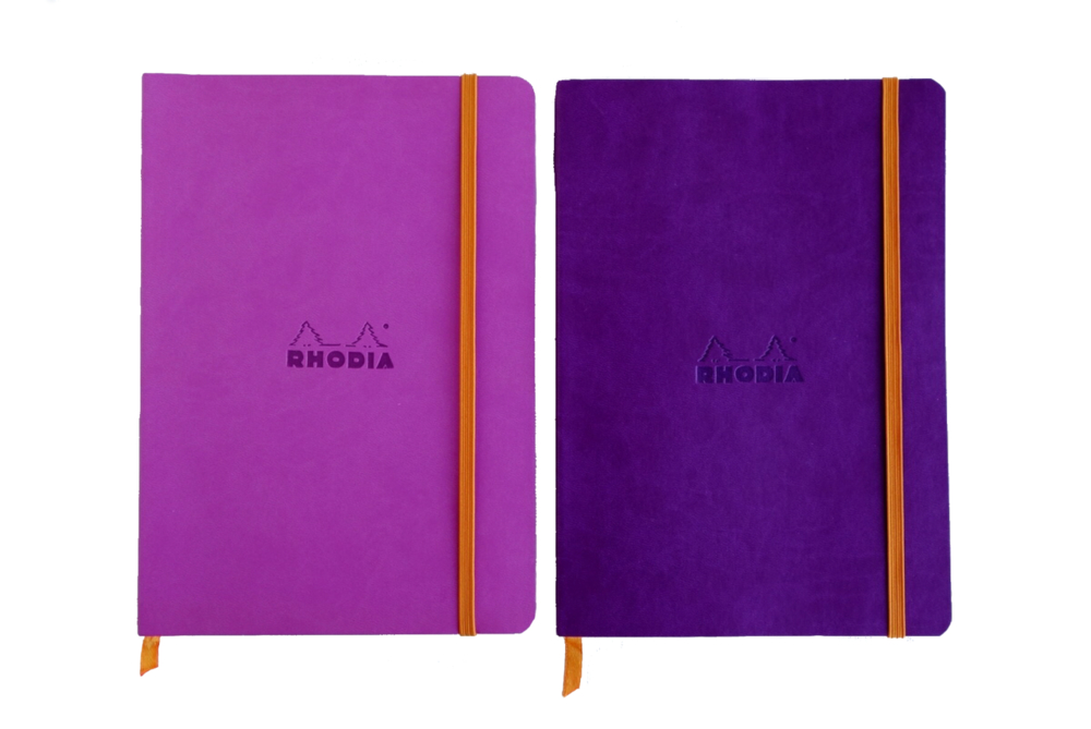 Rhodiarama Soft Cover Journals