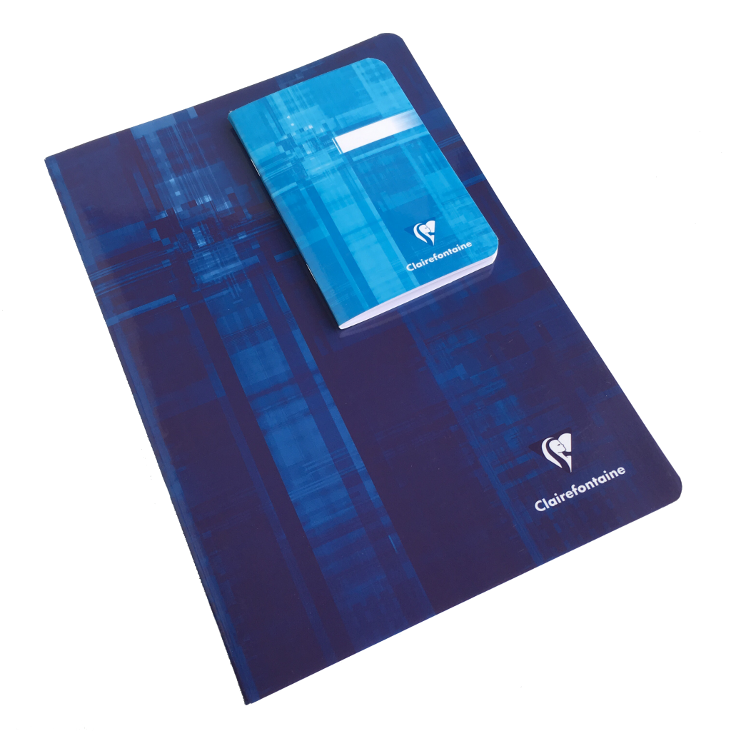 Clairefontaine Staple Bound Notebooks