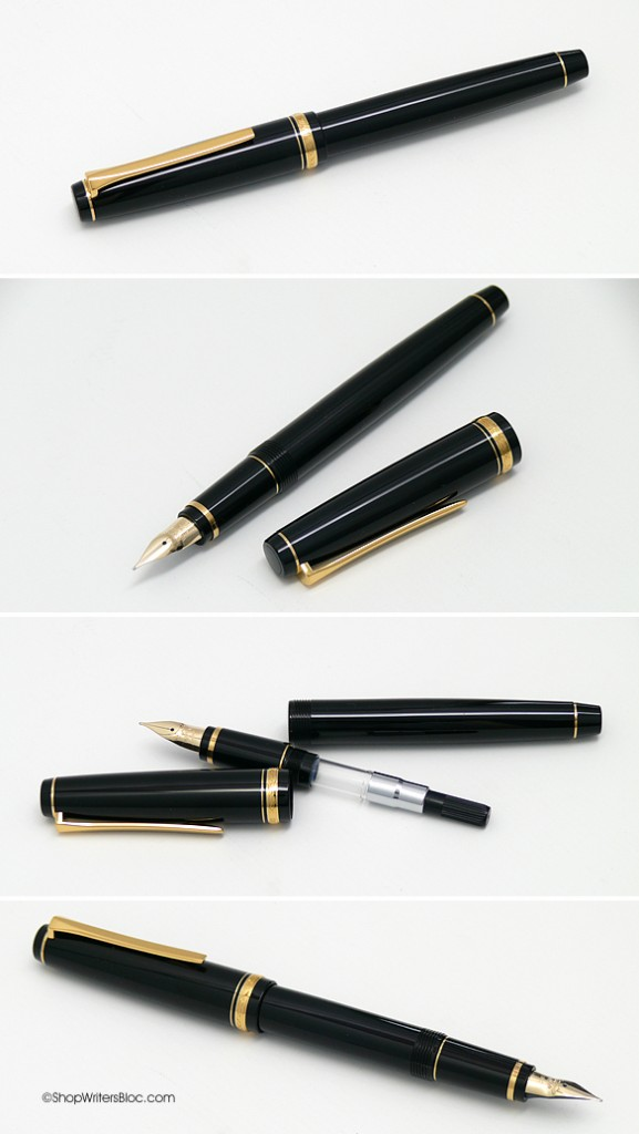 What is a flex nib fountain pen writer 39 s bloc blog Writing calligraphy with a fountain pen